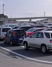 PAの渋滞